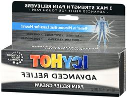 ICY HOT ADVANCED PAIN RELIEF CREAM 2 OZ