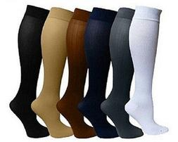 Compression Socks Calf Leg  Support S-XXXL Pain Relief for M