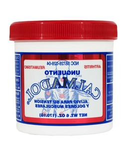 Calmadol Joint & Muscle Pain Relief Ointment 6 oz. Free Ship