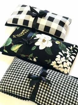 Lavender Rice Bag GIFT Microwavable Heating Pad HOT or FROZE