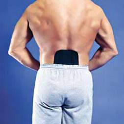 Medical Magnetic Flex Pad Magnets Back Pain Relief Muscle Fo