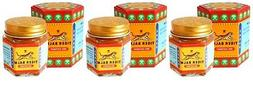 Tiger Balm 3x 21ml Red Ointment Muscle Ache Pain Relief Mass