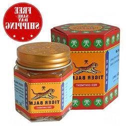 Tiger Balm Red Relief of Muscular Aches Pain Sprains Ointmen