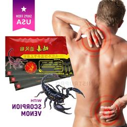 Rheumatoid Arthritis Joint Pain Relief Sore Muscle Patch wit