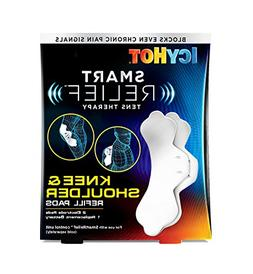 Icy Hot Smart Relief Tens Therapy Knee and Shoulder Refill K