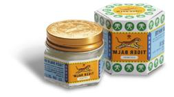 Tiger Balm White Ointment HR Pain Relief 30g